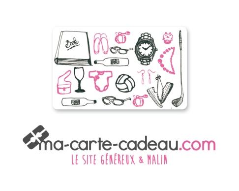 Visuel web Ma Carte Cadeau