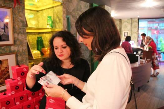 hotel Joséphine event presse Amandine Kirion