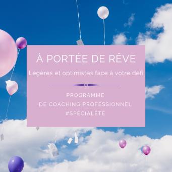 à portée de rêve coaching