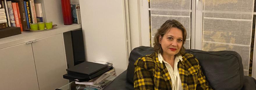 Marie Michèle Vassiliou Les Beaux Rebelles