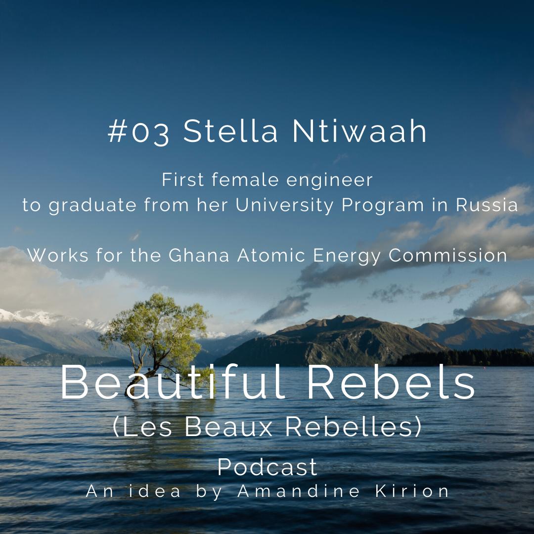 Les beaux rebelles (beautiful rebels) 03 Stella